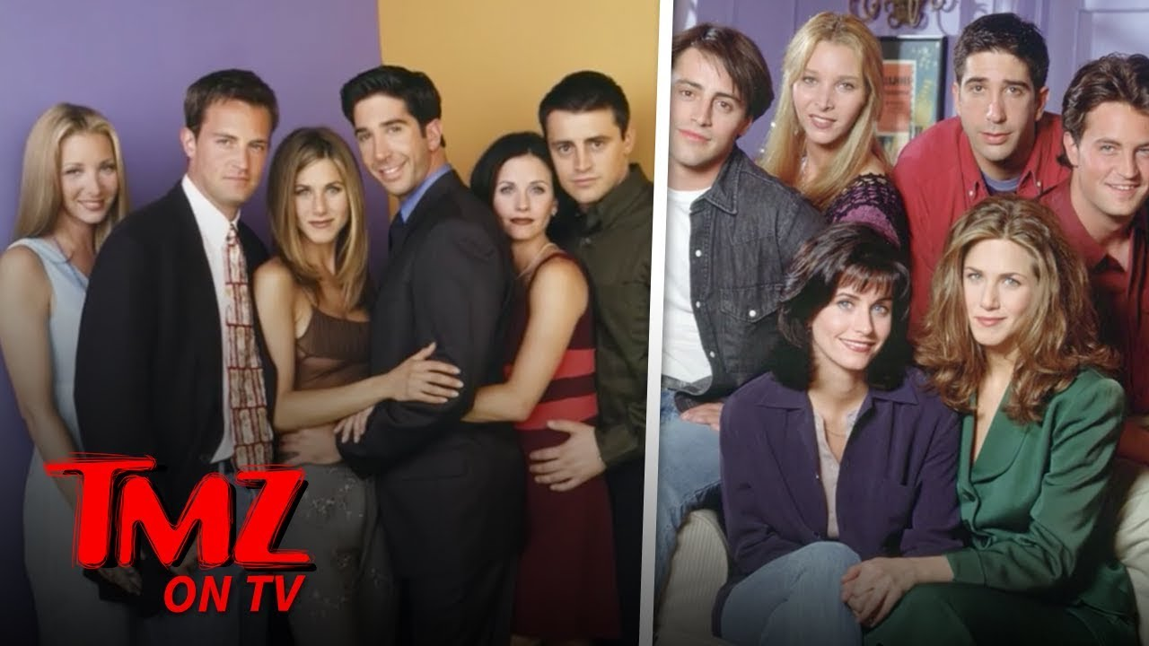'Friends' Cast Still Making MILLIONS A Year | TMZ TV