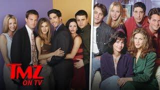 'Friends' Cast Still Making MILLIONS A Year | TMZ TV