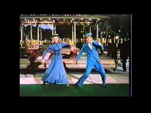 Fred Astaire : Vera-Ellen 'Oops' thumbnail