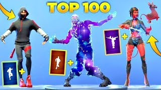 Fortnite Dances Saison X - Emotes Looks Better With These Skins No.