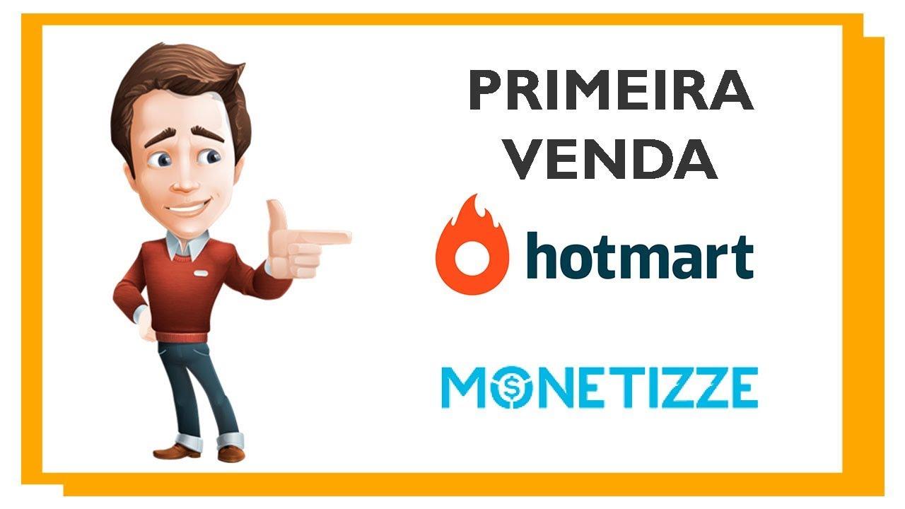 PRIMEIRA VENDA NO HOTMART E MONETIZZE FORMULA NEGOCIO ONLINE