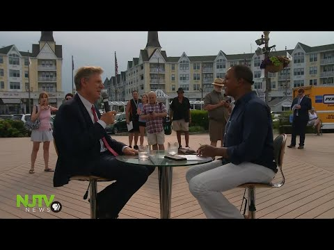 Rep. Frank Pallone discusses offshore drilling and shore tourism