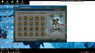 Lost Saga Laxion - How to hack Permanent Hero With Cheat Engine