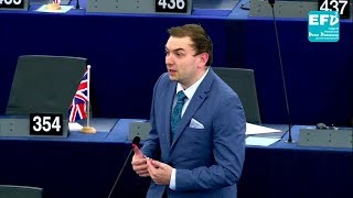 Three years on we still don't know when Brexit will happen - Jonathan Arnott MEP