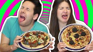 PIZZA CHALLENGE (ITA) | Me contro Te