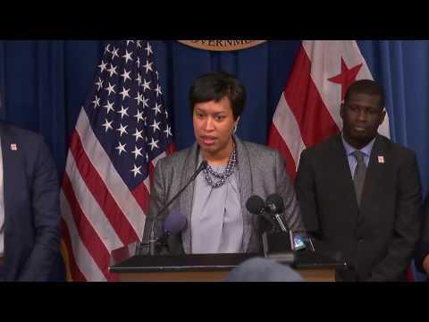 Mayor Bowser Speaks on Washington, DC's Status as a Sanctuary City, 1/25/17