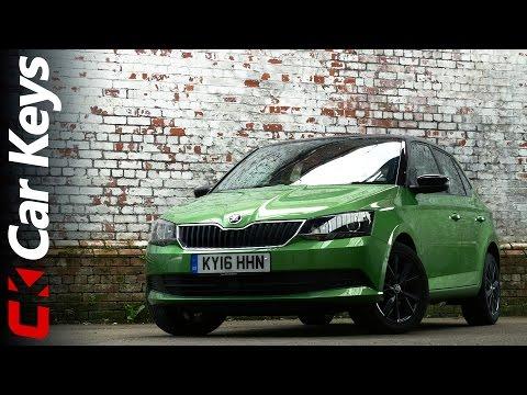 Skoda Fabia Colour Edition 4K 2016 review - Car Keys