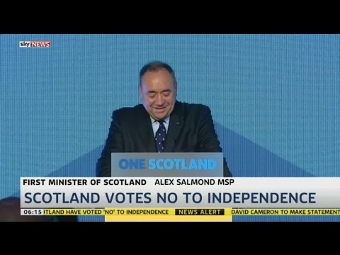 Live Scotland Results: Scots Reject Independence By a 55-45 Margin, Scotland To Stay in The U.K.