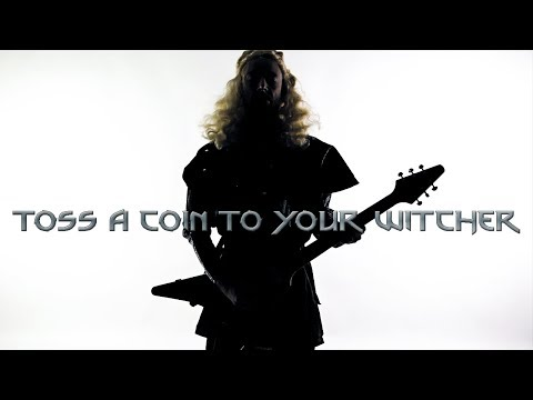 Toss a Coin to Your Witcher (metal cover by Leo Moracchioli)