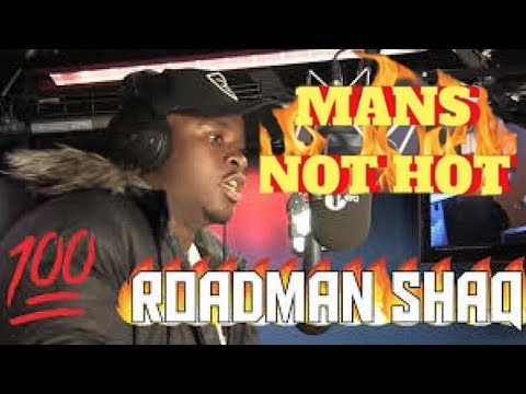 Roadman Shaq - Mans Not Hot (Cover By D4NNY)