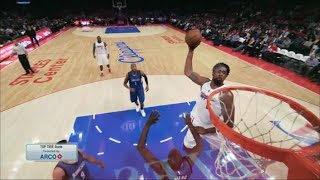 NBA MONSTROUS Alley Oop Dunks of 2014-2015! Video