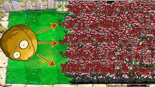 Video Plants vs Zombies Hack - Giant Wall-nut vs 99999 Football Zombie download MP3, 3GP, MP4, WEBM, AVI, FLV November 2018
