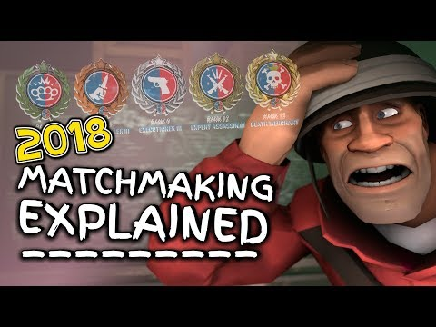 how does matchmaking rating work