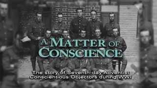 A Matter of Conscience