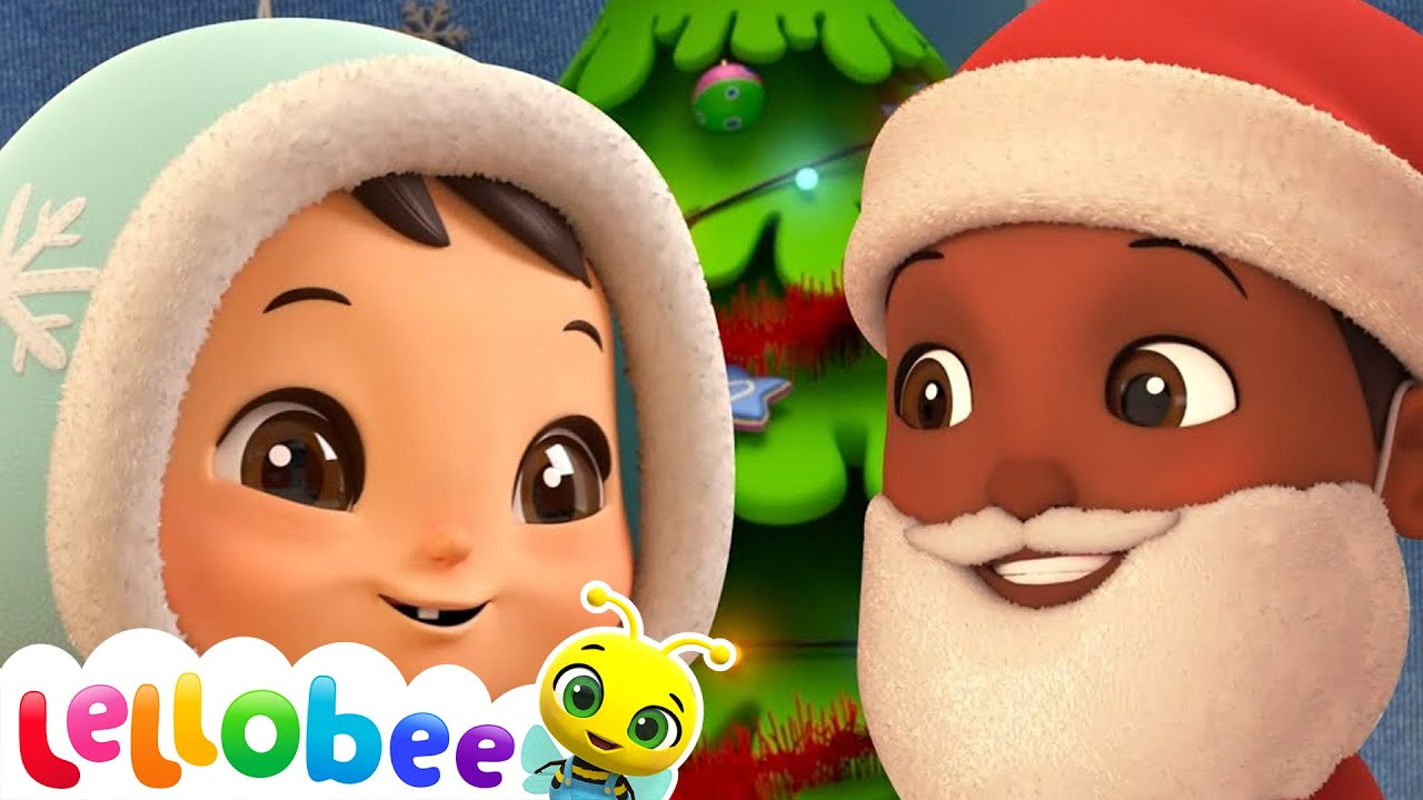 Christmas Medley Song | Little Baby Bum - Christmas Nursery Rhymes for Kids