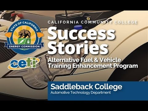 CEC Success Stories at Saddleback College