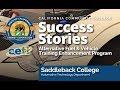 CEC Success Stories at Saddleback College