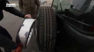 Suzuki Jimny - Большой тест-драйв / Big Test Drive(Всю свою сознательную автомобильную жизнь Сергей Стиллавин думал, что модель от компании Suzuki именуется..., 2015-11-21T10:26:47.000Z)