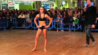 Ballando on the Road - MONZA: ELISA CELEGHINI (MINORE DANZA MODERNA) thumbnail