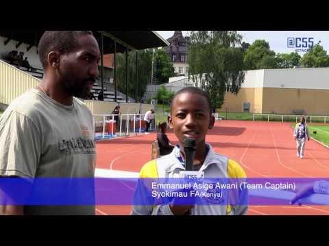 SIFC 2016 Syokimau Soccer Academy (Kenya) Interview