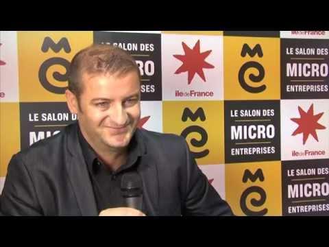 Frederico di candido dell au salon des micro entreprises - Salon micro entreprises ...