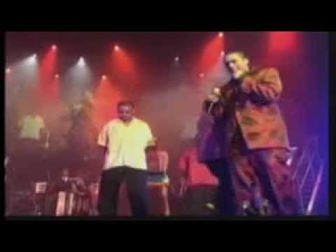 don omar feat tito y hector - baila morena - amor de colegio en vivo