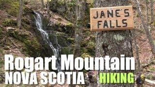 Rogart Mountain  Hiking In Nova Scotia