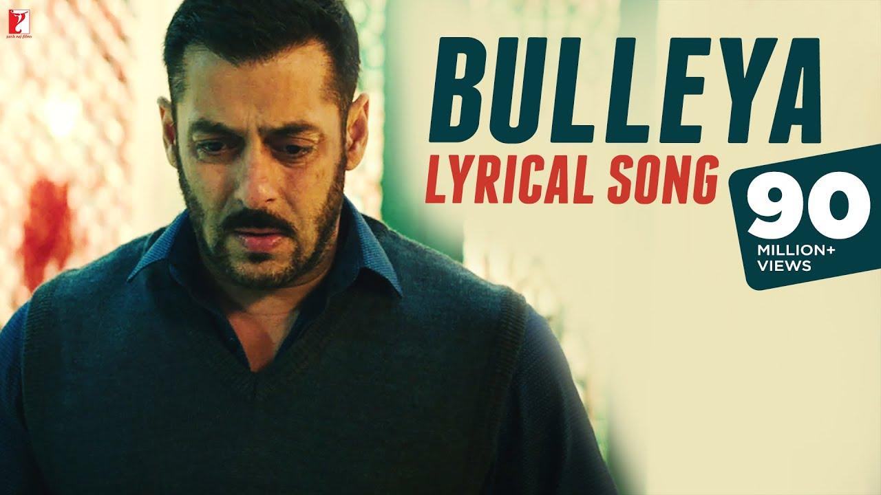 Lyrical | Bulleya Song with Lyrics | Sultan | Salman, Anushka, Vishal & Shekhar, Irshad Kamil, Papon