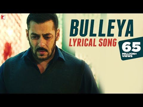 Lyrical: Bulleya Song with Lyrics | Sultan | Salman Khan | Anushka Sharma | Irshad Kamil