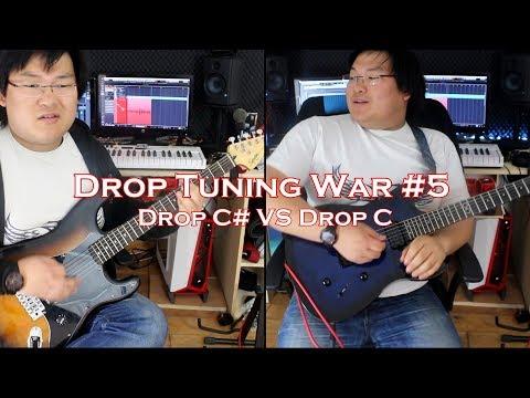 Drop Tuning War #5 : Drop C# VS Drop C