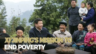 An Unexpected Visitor to Shibadong: Xi Jinping's Mission to End Poverty