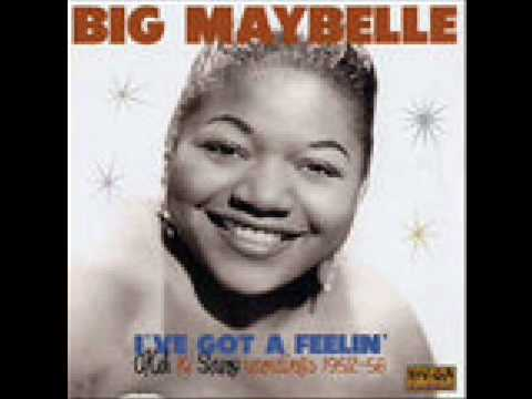 Big  Maybelle /  I'm Getting  ' Long Alright