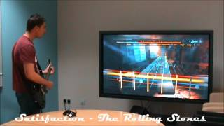 The GAME Rocksmith Challenge - Week One