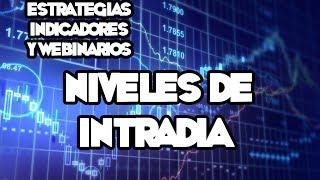 Webinarios y Estrategias de FOREX - Niveles de Intradia