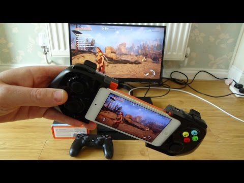 PlayStation PS4 Remote Play on Apple iOS iPod , iPhone , iPad
