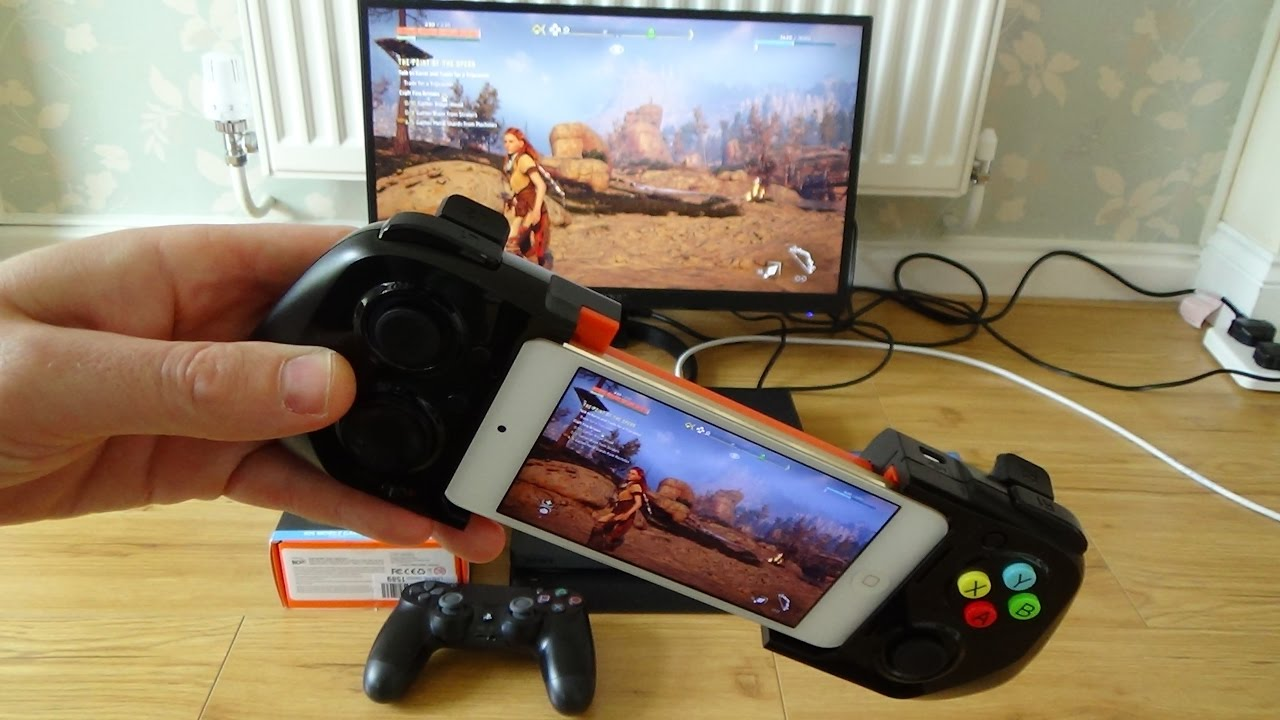 Playstation Ps4 Remote Play On Apple Ios Ipod Iphone
