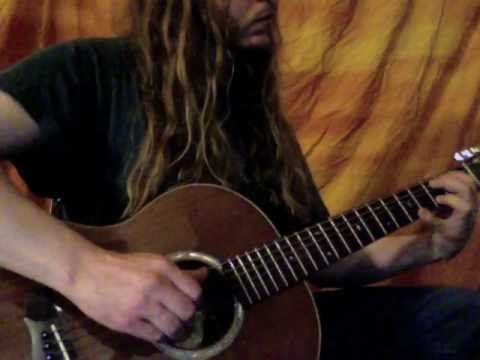 Little song on my Kinnaird Rosewood / Redwood CS