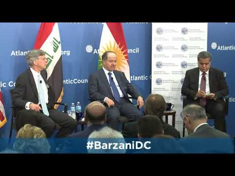 Massoud Barzani Talks About Kurdistan Presidency 2015 - Ekurd.net