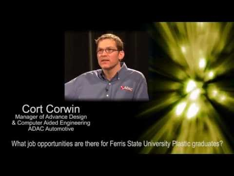 Job Opportunities for a Ferris State University Plastics Graduate