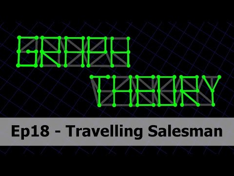 Travelling Salesman Problem - Graph Theory 18