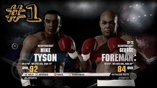 Fight Night Champion Fight Now! Mike Tyson (#1) [2018]