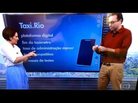 Taxi.rio O App Público Do Cidadão Carioca