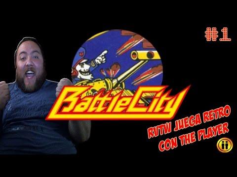 RVTW juega retro con The Player: Battle City #1