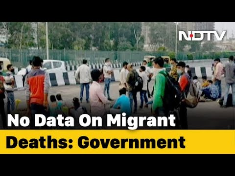 No Data On Migrant Deaths, So No Compensation: Government To Parliament
