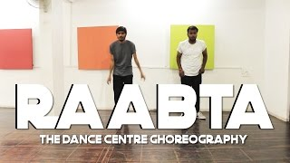 Raabta Choreography | Deepika Padukone | The Dance Centre