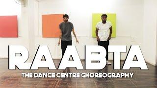 Raabta Choreography | Deepika Padukone | The Dance Centre
