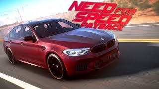 Need for Speed Payback 2018 BMW M5 Racing Gameplay
