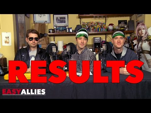 RESULTS SHOW! - Easy Allies PSX and Game Awards Betting Special 2016 streaming vf