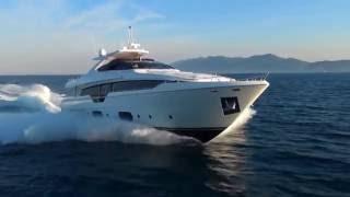 Luxury Motor Yacht - Ferretti Yachts 960