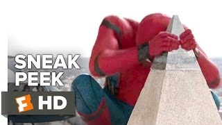Spider-Man: Homecoming Official Sneak Peek (2017) - Tom Holland Movie